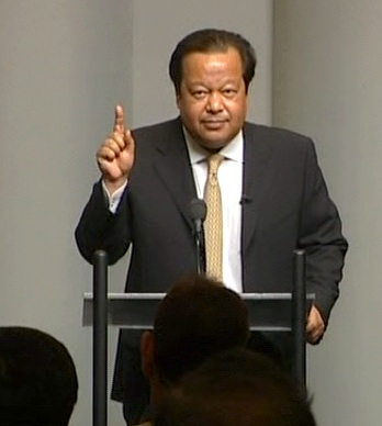 Prem Rawat Maharaji at India Habitat Centre