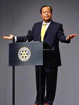 Prem Rawat Maharaji at Rotary International NCPA, Mumbai