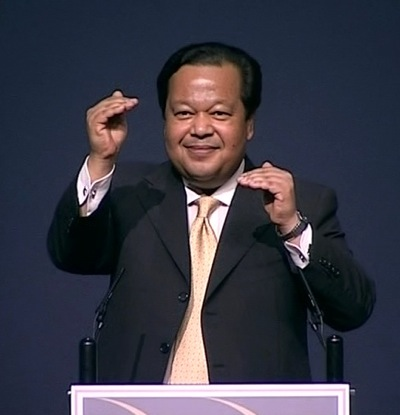 Prem Rawat Maharaji at Federation of Indian Chambers of Commerce and Industry (FICCI)- Sirifort Auditorium