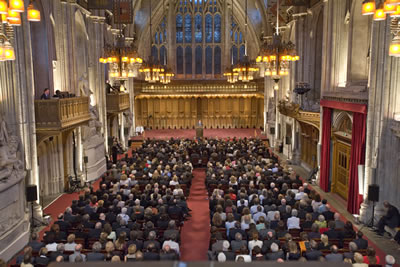Prem Rawat Maharaji at Guildhall, City of London
