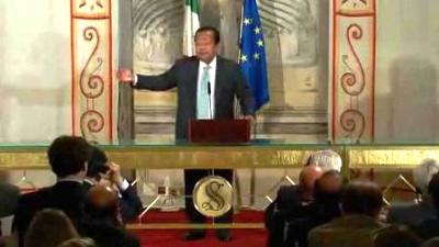 Prem Rawat Maharaji at Italian Senate in Rome