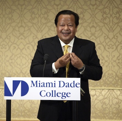 Prem Rawat Maharaji at Miami Dade College, Florida