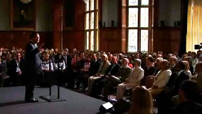 Prem Rawat Maharaji at Oxford University, UK