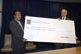 Prem Rawat Maharaji awarded at United Nations Development Programme (UNDP) Head Quarter, New York