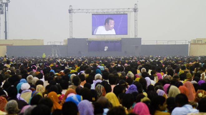 satsang event