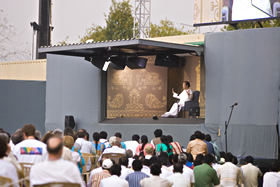 Prem Rawat in New Delhi
