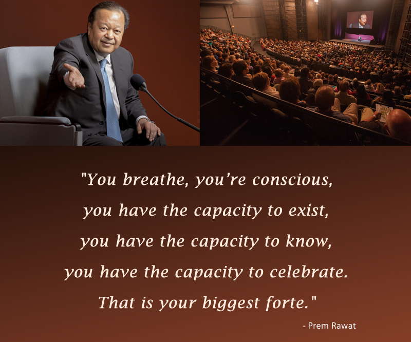 event,Prem Rawat (Maharaji) ,quote