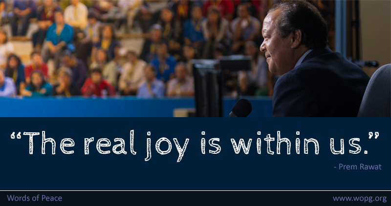 wopg,event,Prem Rawat,quote