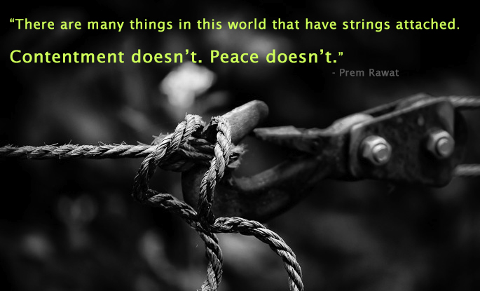 knot,rope,Prem Rawat,quote