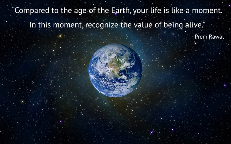 planet earth,Prem Rawat,quote