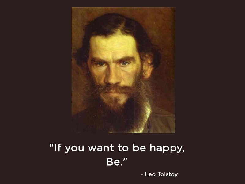 portrait,Leo Tolstoy,quote