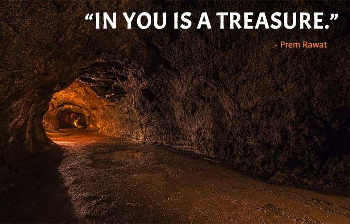 cave,Prem Rawat,quote