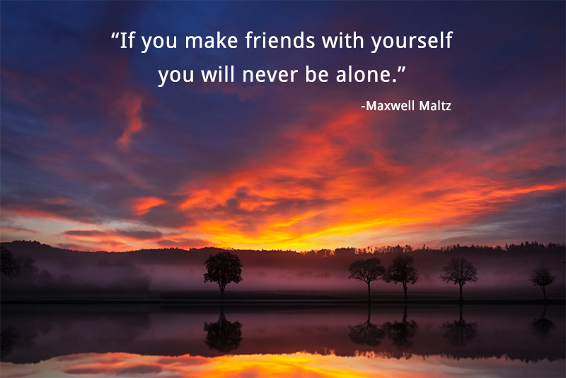 reflection,Maxwell Maltz,quote