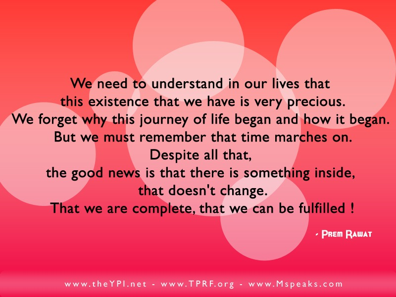 circles,Prem Rawat,quote