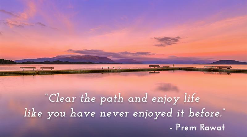 serene,Prem Rawat,quote