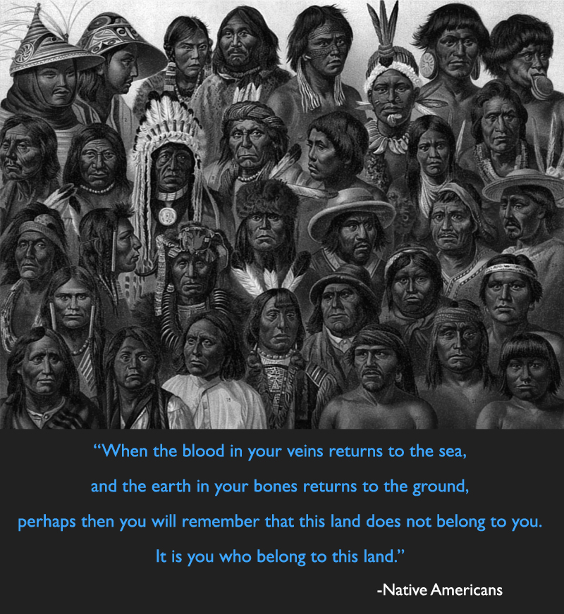 faces,Native Americans,quote
