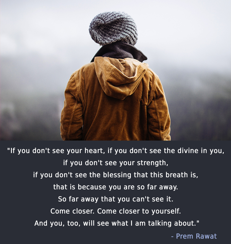 winter,Prem Rawat,quote