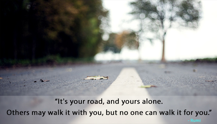 road,Rumi,quote