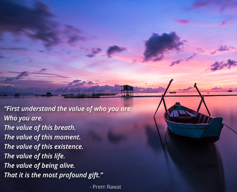 boat,Prem Rawat,quote