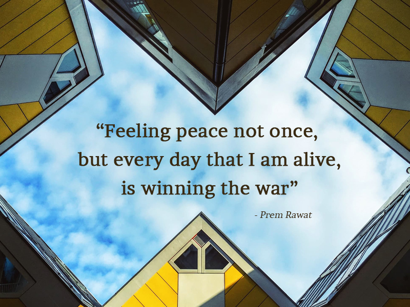 building, sky,Prem Rawat,quote