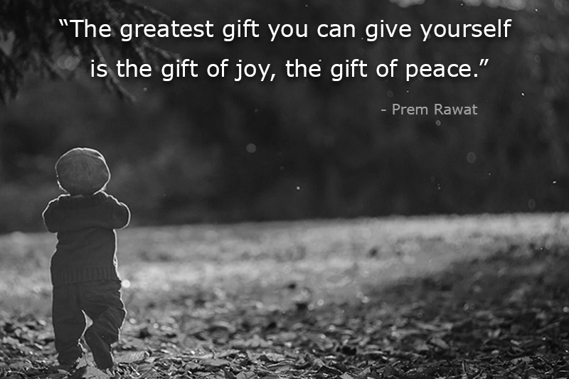 child, walking,Prem Rawat,quote
