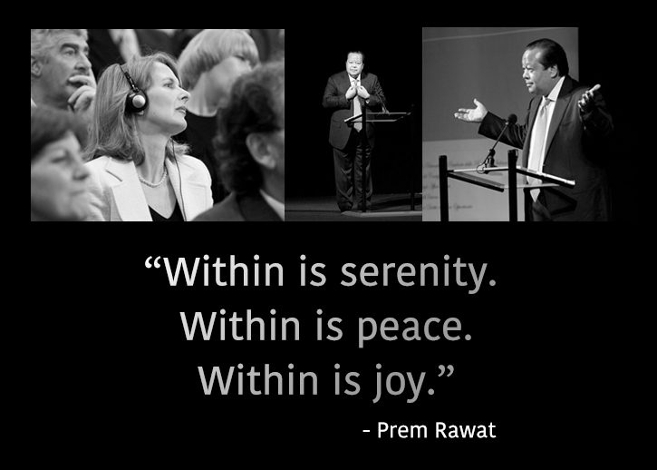 b&w,Prem Rawat,quote