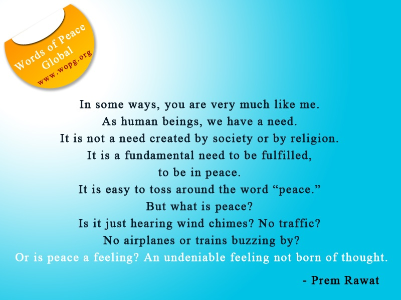 tag,Prem Rawat,quote