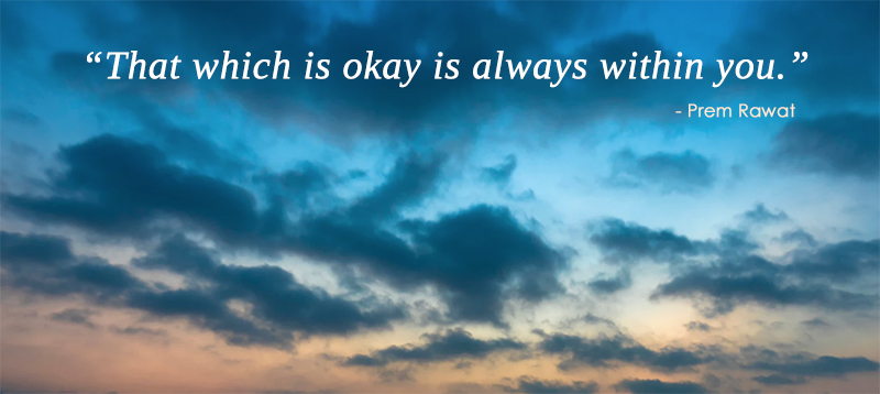 cloud,Prem Rawat,quote