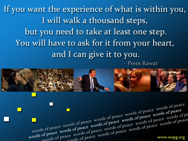 event,Prem Rawat,quote