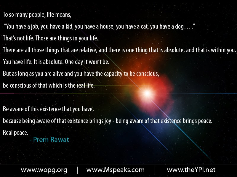 light,Prem Rawat,quote