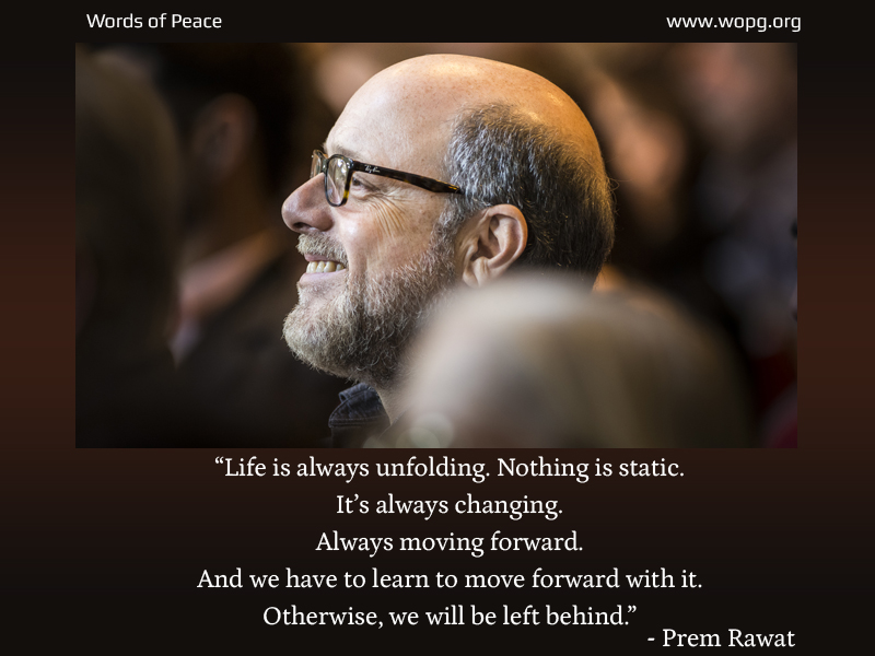 old man,audience,listening,Prem Rawat,quote