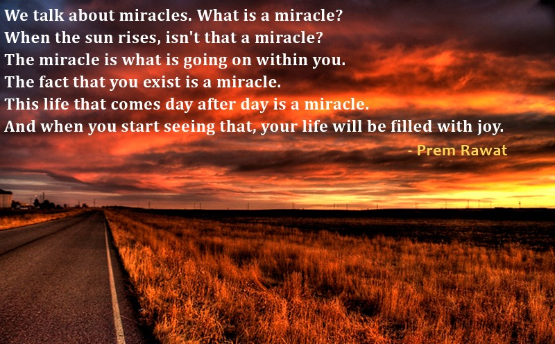 dramatic sky,road,Prem Rawat,quote