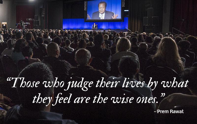event, screen,Prem Rawat,quote