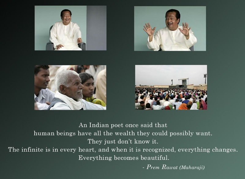 india event,Prem Rawat,quote