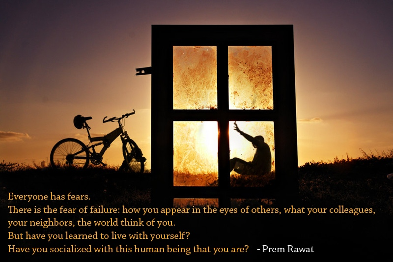 cycle,door,Prem Rawat,quote