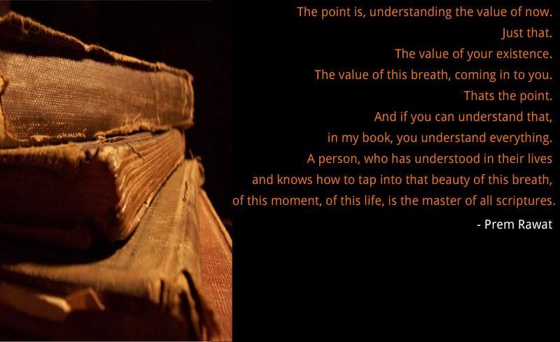 old,book,scripture,Prem Rawat,quote