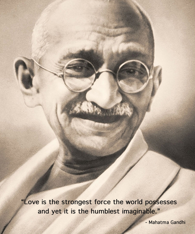 glasses,freedom fighter,Mahatma Gandhi,quote