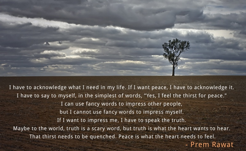 tree,Prem Rawat,quote