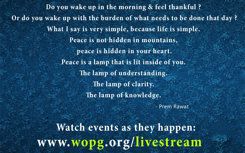 patches,Prem Rawat,quote