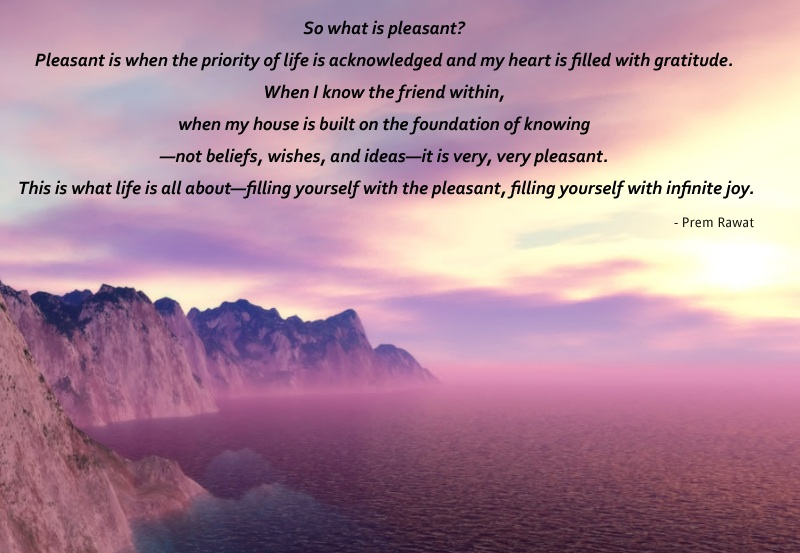 mist,mountain,fog,Prem Rawat,quote