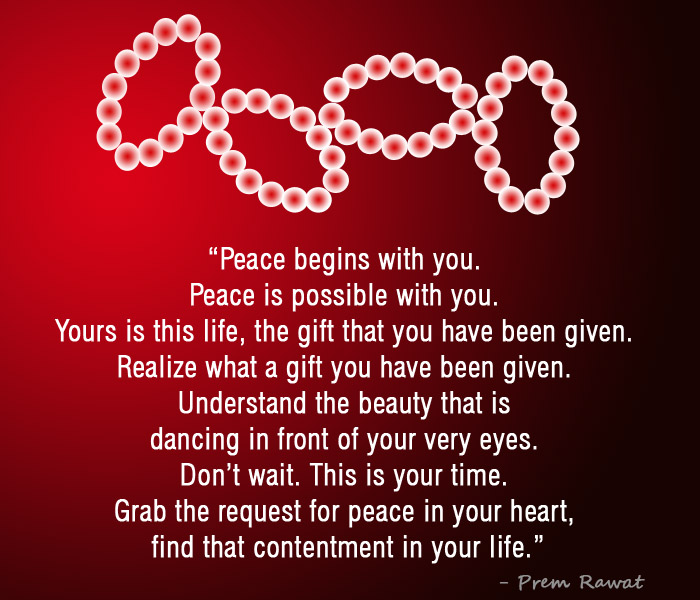 rings,Prem Rawat,quote
