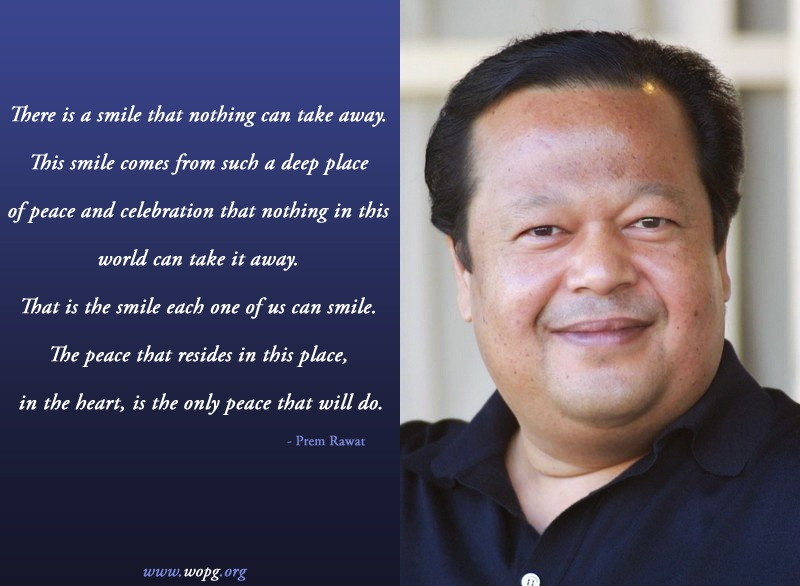 portrait,Prem Rawat,quote