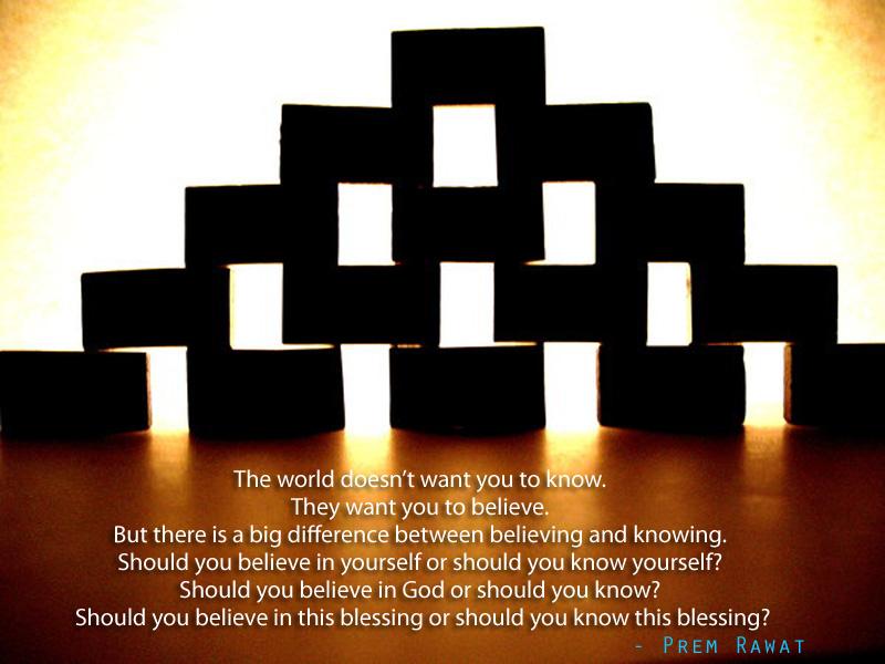 brick,blocks,Prem Rawat,quote