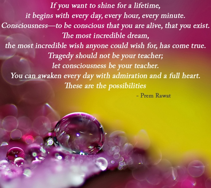 drop,Prem Rawat,quote