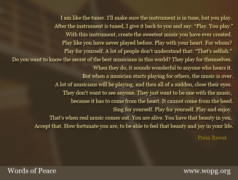 abstract,Prem Rawat,quote