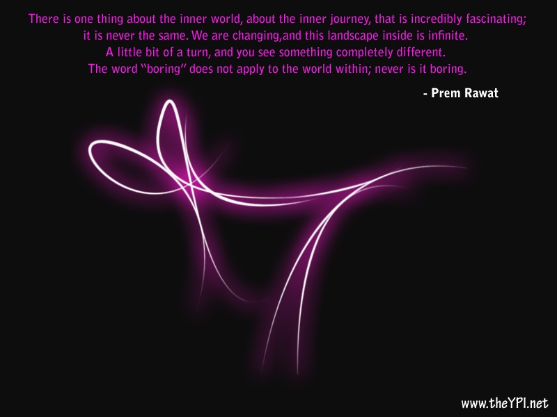 abstract waves,Prem Rawat,quote