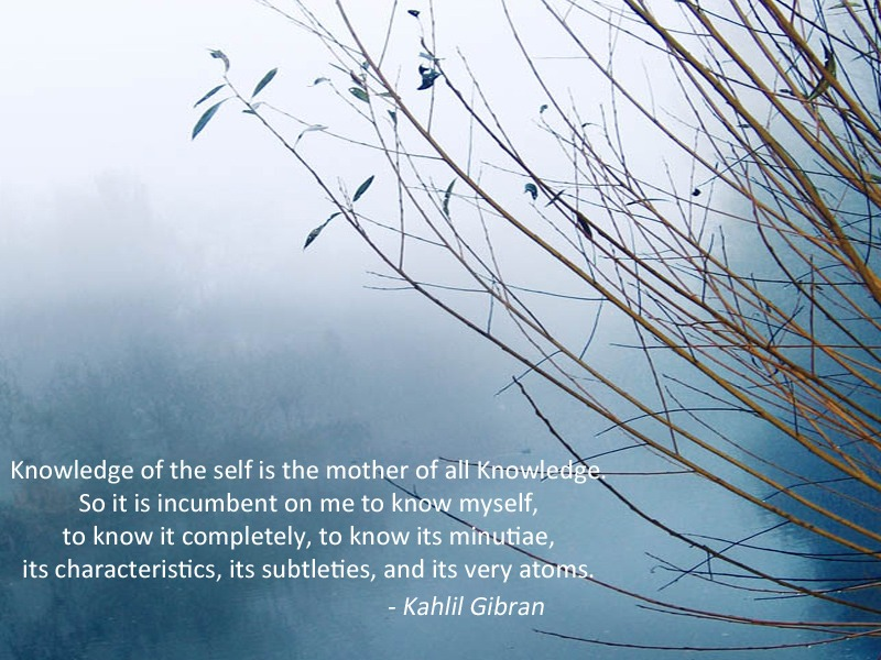 shrub,Kahlil Gibran,quote