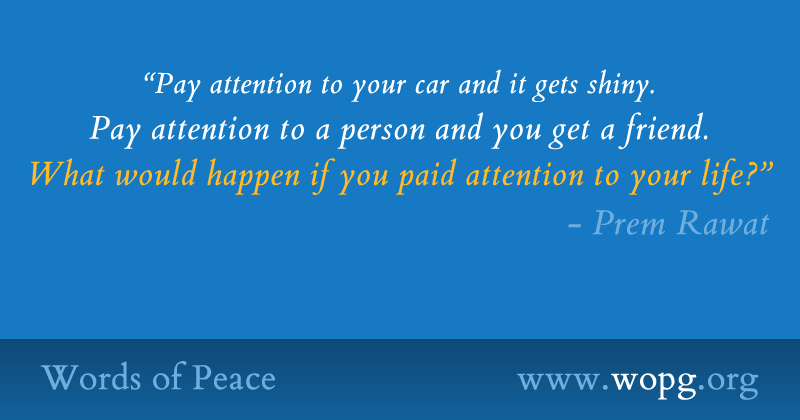 blue,Prem Rawat,quote
