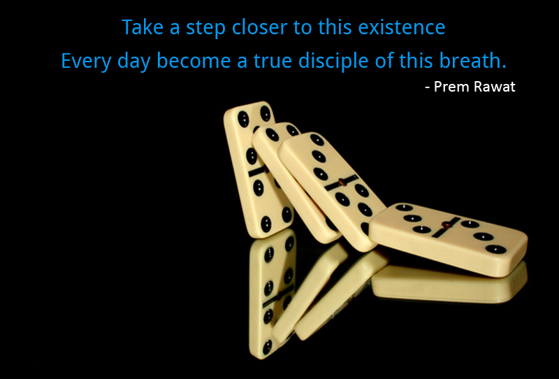 domino,dice,Prem Rawat,quote