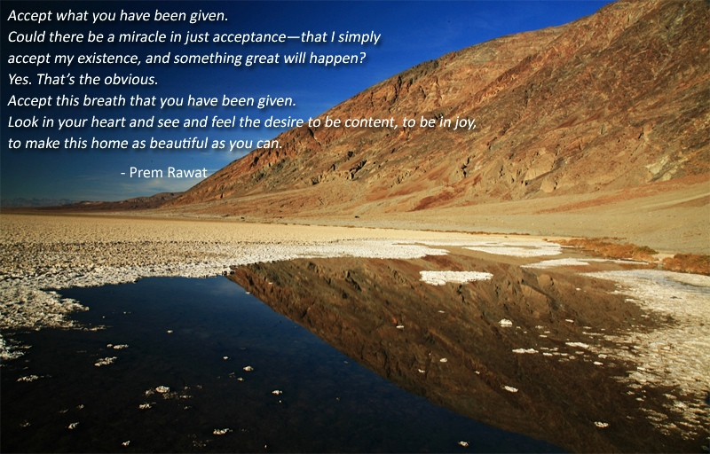 mountain,blue sky,Prem Rawat,quote